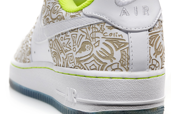 Nike Air Force 1 Doernbecher by Colin Couch Release Date