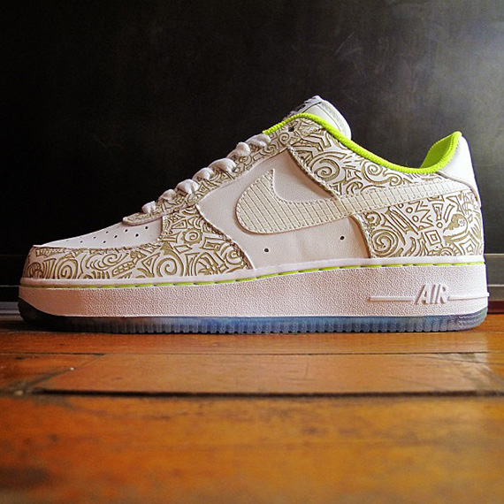 Nike Air Force 1 Doernbecher Colin Couch Another Quick Look