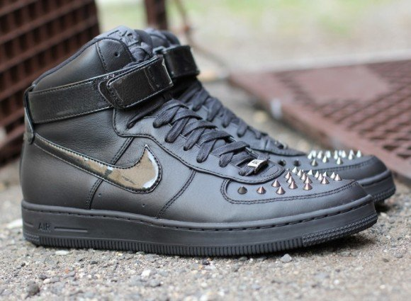 Another Look At The Nike Air Force 1 High