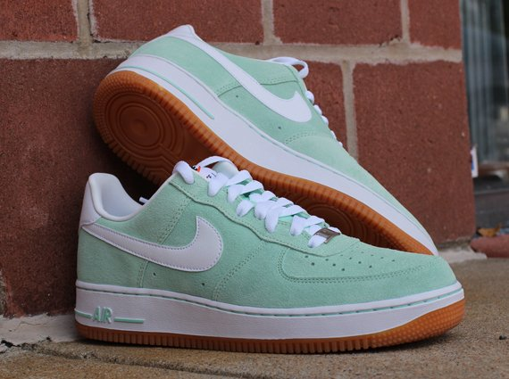 Nike Air Force 1 Low Arctic Green Now Available