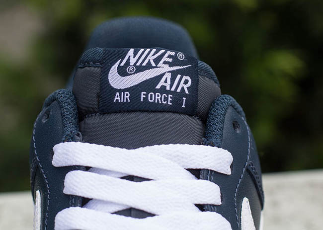 Nike Air Force 1 Low 'Armory Navy/White' | SneakerFiles