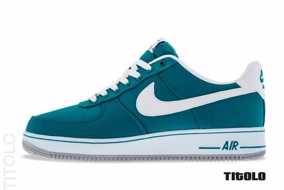 Nike Air Force 1 Low Tropical Teal Release Reminder