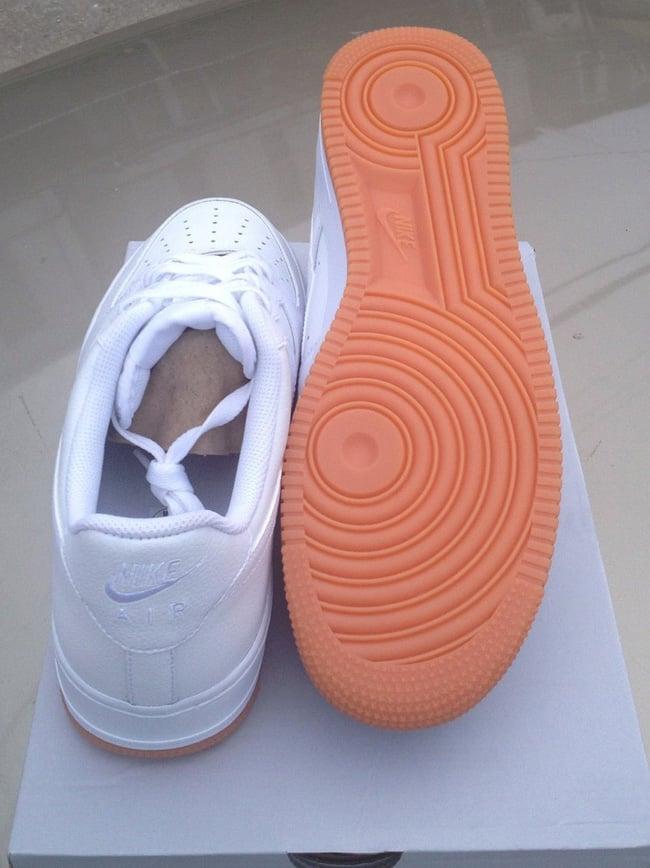 Nike Air Force 1 Low 'Strick' White Gum