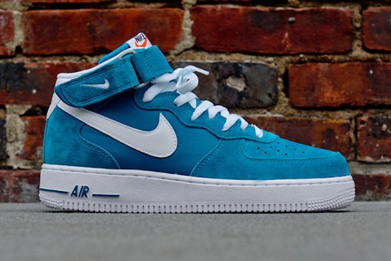 Nike Air Force 1 Mid Blazer Pack Tropical Teal