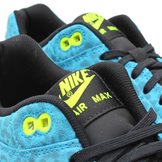 Nike Air Max 1 FB Blue Leopard Another Look