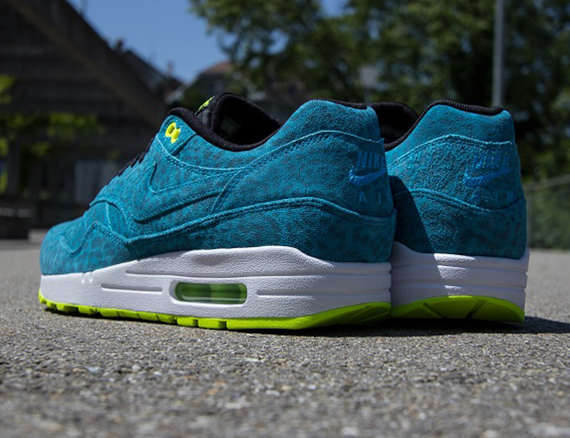 """Nike Air Max 1 FB """"Blue Leopard"""" – Now Available   Titolo  d64c55c47"""