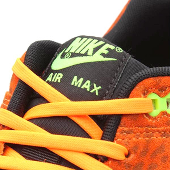 Nike Air Max 1 FB Orange Leopard Another Look