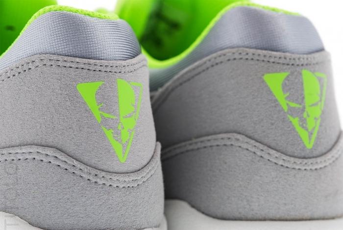 Nike Air Max 1 Premium 'HyperVenom' Wolf GreyWhite Flash