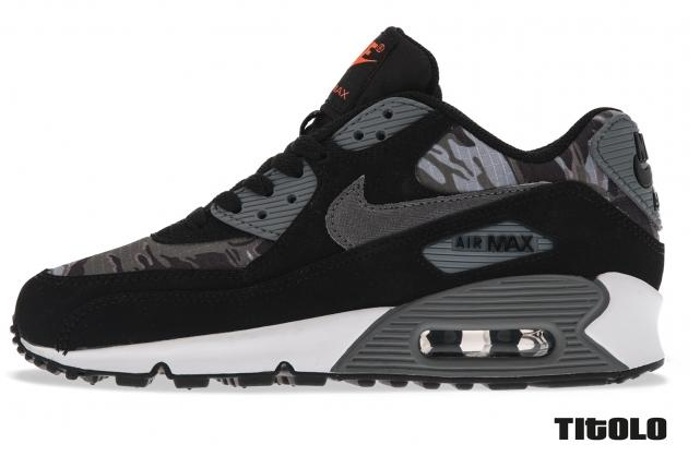 Nike Air Max 90 Black Orange