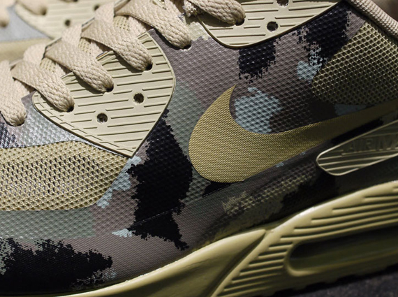 "revendeur 7f909 81305 Nike Air Max 90 Hyperfuse ""Camo"" – Italy 