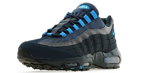 Air Max 95 Black And Blue Jd