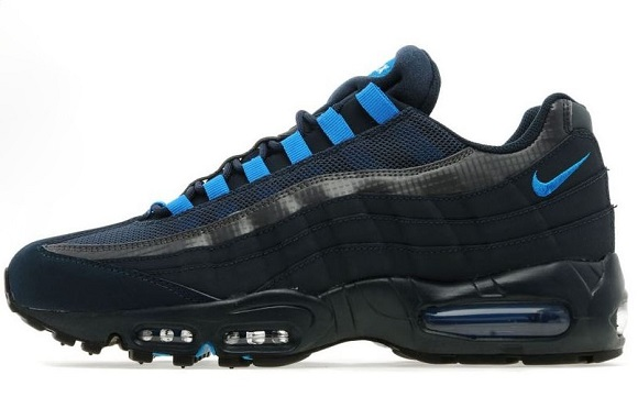 Nike Air Max 95 Armory Navy Blue JD Sports Exclusive Available Now