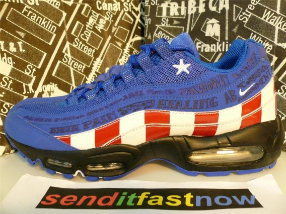 sports shoes ef886 78adc ... reduced nike air max 95 doernbecher mike armstrong release reminder  4a21a 53bab