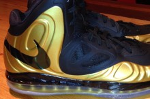 Nike Air Max Hyperposite 'Gold/Black' – Rajon Rondo PE  | New Images