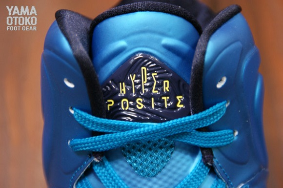 Nike Air Max Hyperposite Tropical Teal Sonic Yellow Detailed Look