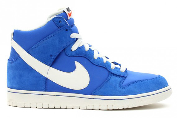 Nike Dunk High Blazer Pack Fall 2013 Colorways