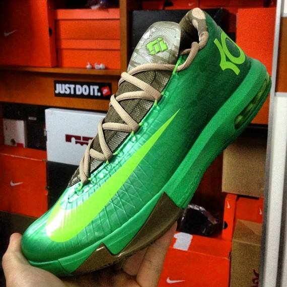 Nike KD VI Bamboo Special Packaging