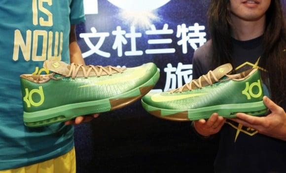 Nike KD VI Bamboo Launch in Shanghai