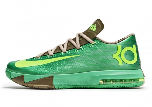 Nike KD VI Bamboo Launch in Shanghai