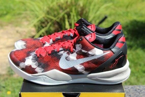 huge discount 34f7c 241b9 Nike Kobe 8 Milk Snake Release Reminder 50%OFF