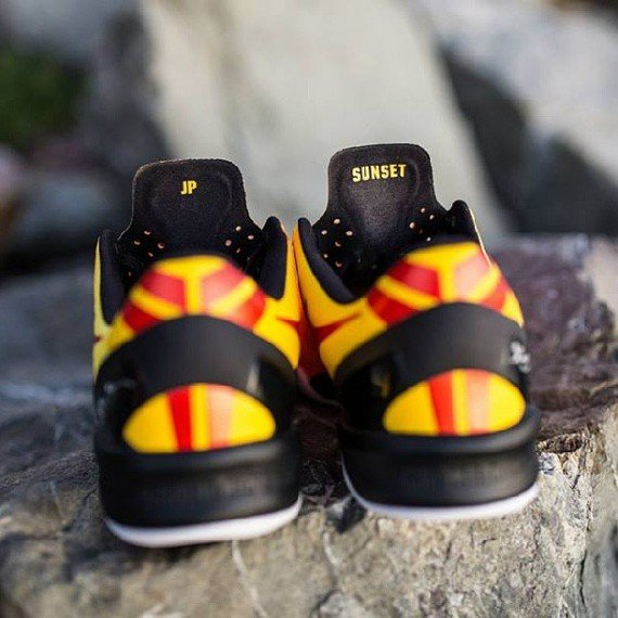 Nike Kobe 8 Sunset by JP Custom Kicks