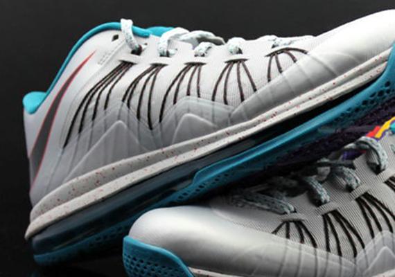 """Nike LeBron X Low """"Akron Aeros"""" - New Images  eb1072090"""