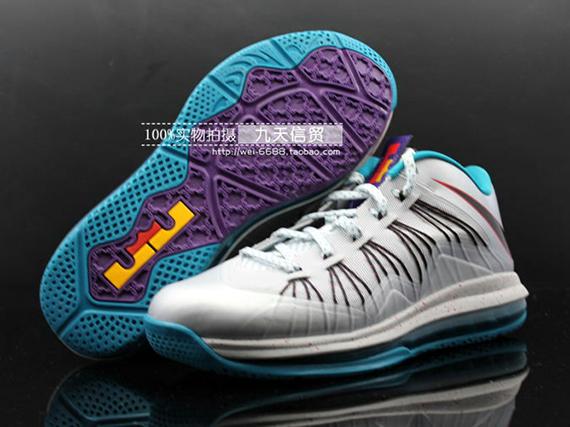 Nike LeBron X Low Akron Aeros New Images