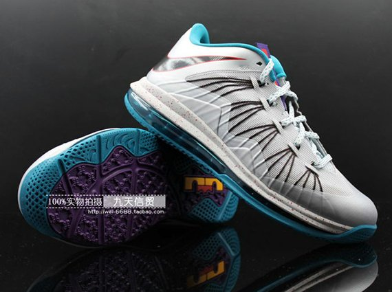 Nike LeBron X Low Akron Aeros New Images