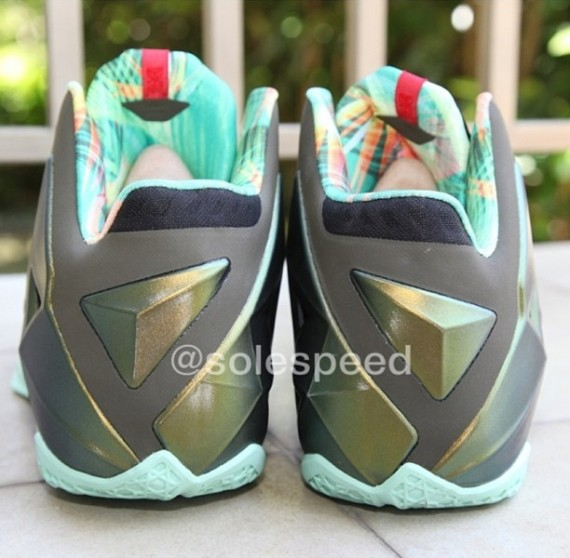 Nike LeBron XI Armory Slate Another Look