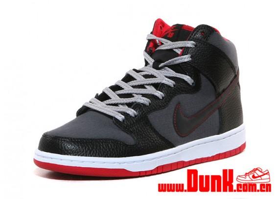 nike-sb-dunk-high-black-red-grey-rip-stop-3