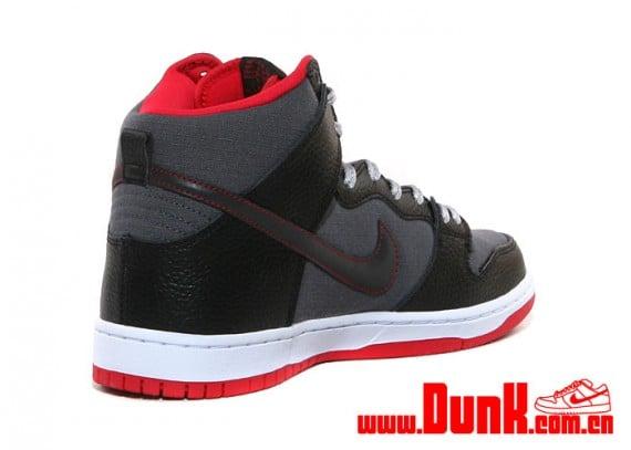 nike-sb-dunk-high-black-red-grey-rip-stop-4
