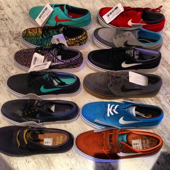 Nike Stefan Janoski 2014 Preview