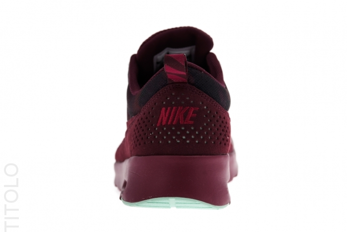 Nike WMNS Air Max Thea 'CherrywoodNBL Red Arctic Green
