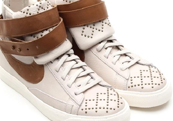 Nike WMNS Blazer Mid PRM Twist First Look