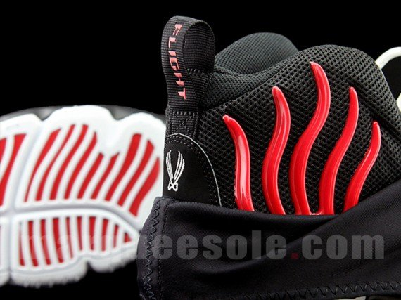 Nike Zoom Flight 98 The Glove Black White Yet Another Look