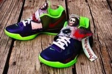 "Nike Zoom KD IV ""Joker"" Custom by Gourmet Kickz"
