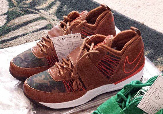 Nike Zoom Revis Camo Another Look