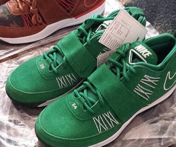 Nike Zoom Revis Green White Sample