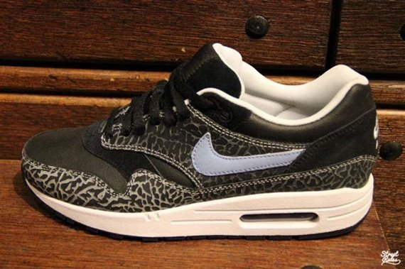 NIKEiD Air Max 1 Elephant Samples