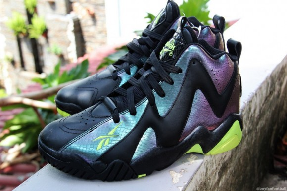 Reebok Kamikaze II Year of the Snake Another Look