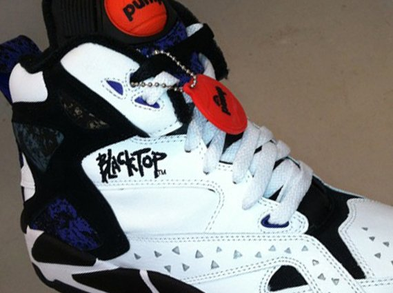 Reebok Pump Blacktop II 2013 Retro First Look