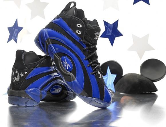 Reebok Shaqnosis Black Blue Release Date