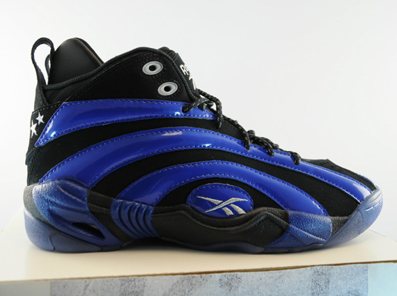 Reebok Shaqnosis Orlando Another Look