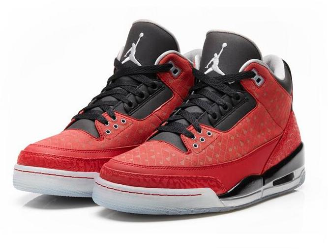 767853deed8 Release Reminder  Air Jordan III (3)  Doernbecher