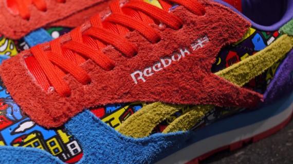 Rimo x Reebok Classic Leather Tokyo