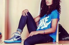Skylar Diggins, Nike Air Force 1 Spokesperson