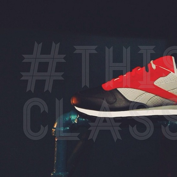Stash x Reebok Classic Leather City Classics Collection Another Look