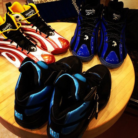 Swizz Beatz Shares Upcoming Reebok Shaq Releases