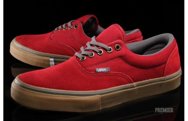 b1c32899c78a34 hot sale Vans Era Pro Rio Red Gum - molndalsrev.se