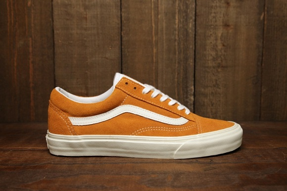 Vans Old Skool Vintage Three Pack Available Now